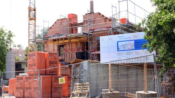 Gemeinde Inning baut Mehrfamilienhaus für Mitarbeiter