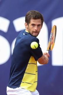 Pedro Sousa Tennis IsarOpen 2018 ATP Tennis Herren Challenger TC Grosshesselohe Munich Pu