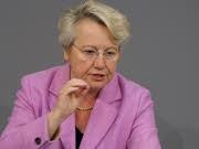 Bildungsministerin Annette Schavan OECD-Studie Bildung auf einen Blick, ddp
