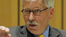 Bundesbank-Vorstand Thilo Sarrazin Finanzsenator Berlin dpa