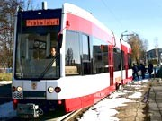 Straßenbahn als Magnetbahn