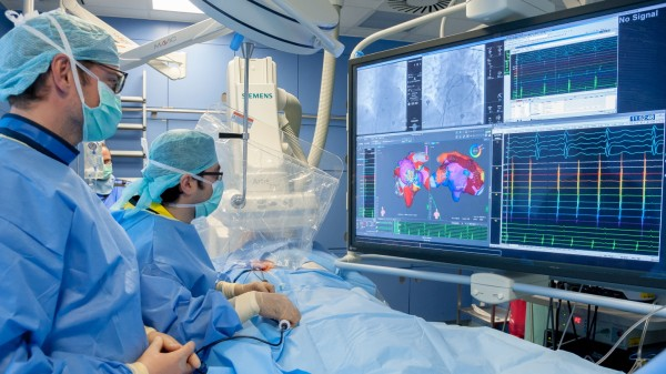 3D-Mapping in der Kardiologie
