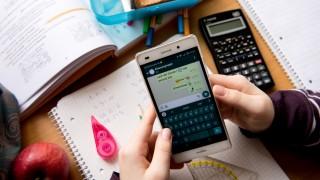 Handyverbot an Schulen