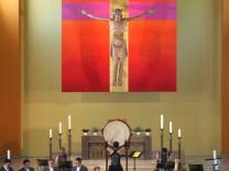 Orffs Schöpfung in der Heilig-Kreuz-Kirche