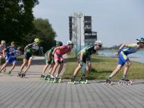 Olympia Regattaanlage, Oberschleißheim, Langstrecken Skaten