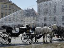 Austria heat wave