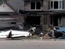 Nach Ehestreit: Mann fliegt Flugzeug in eigenes Haus (Vorschaubild)