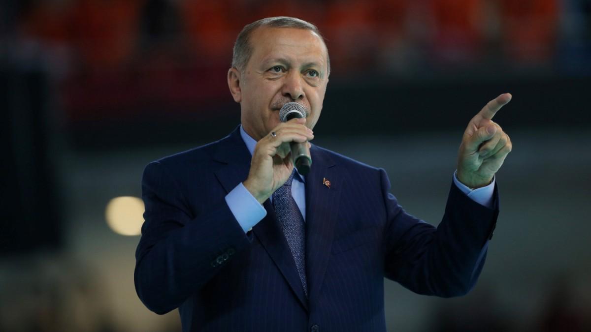 Erdoğan kündigt Boykott von US-Elektronik an