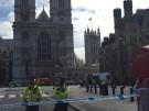 London: Mann rast in Menschengruppe vor Londoner Parlament (Vorschaubild)