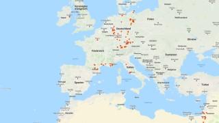 Google-Standortverlauf