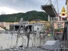 Mindestens 35 Tote bei Brückeneinsturz inGenua (Vorschaubild)