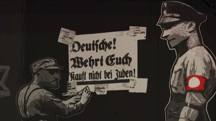 Screenshot aus dem Spiel Through the Darkest of Times.
