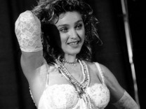 Madonna bei  MTV Video Music Awards 1984