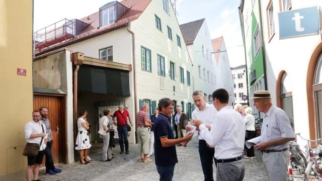 Freising Denkmalsanierung