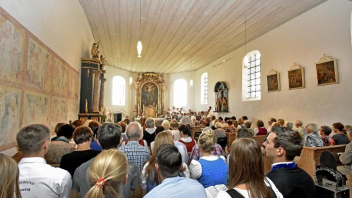 Jesenwang Kleinod Für Taufe Und Hochzeit