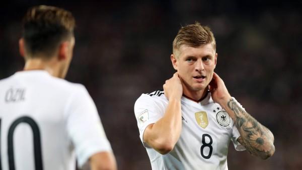 DFB Deutschland Norwegen Deutschland Stuttgart 04 09 2017 Fussball FIFA WM Qualifikation DFB