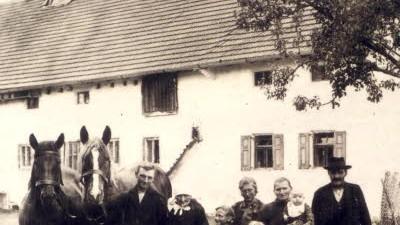 Mysteriöser Mord 1922