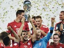 Eintracht Frankfurt - Bayern M¸nchen 0:5