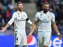 Supercup Real Madrid - Atletico Madrid