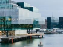 Architekturzentrum Blox in Kopenhagen von dem Architekturbüro OMA
