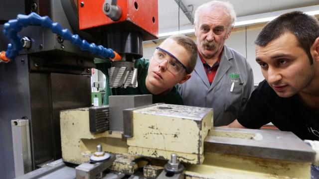 Ausländische Fachkräfte in Sachsen heiß begehrt