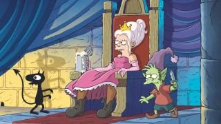 Disenchantment Netflix  Matt Groening Simpsons
