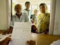Vier Millionen Menschen droht Abschiebung nach Bangladesch