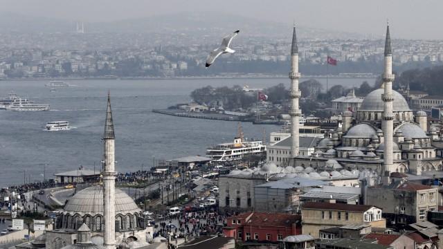 Moscheen in Istanbul