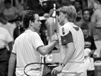 Der begnadete Tennisrüpel John McEnroe wird 50