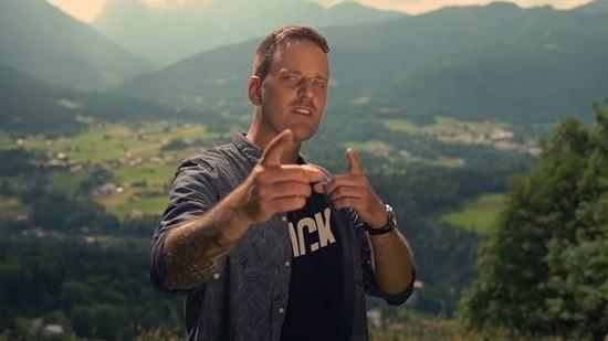 Rap in Indonesien Jens Hellmund