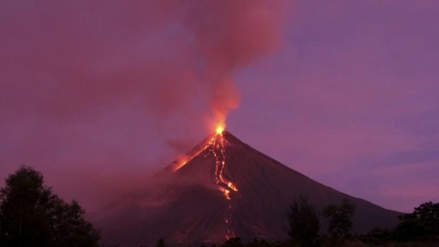Vulkan Mayon