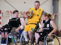 Germany v South Africa - SASOL Wheelchair Basketball; Rollstuhlbasketball - Germany v South Africa - SASOL Wheelchair Basketball