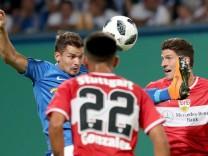 Hansa Rostock - VfB Stuttgart