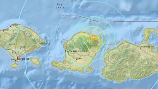 Naturkatastrophe Indonesien