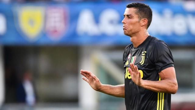 Sport am Wochenende Ronaldos Debüt in Italien