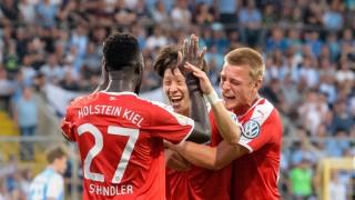 TSV 1860 München - Holstein Kiel