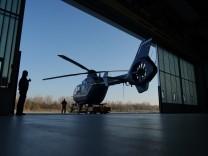 Fliegerstaffel der Bundespolizei in Oberschleißheim, 2016