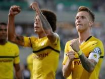 Greuther Fuerth v Borussia Dortmund - DFB Cup