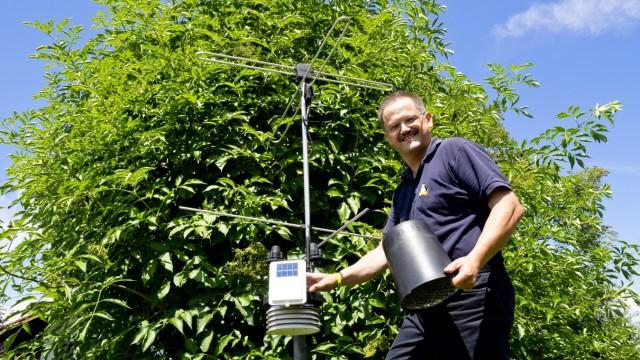 Wetterstation Pliening