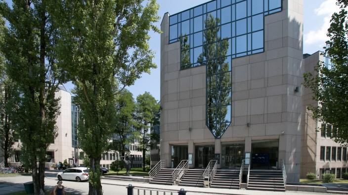 Büropark Oktavian an der Feringastraße in Unterföhring