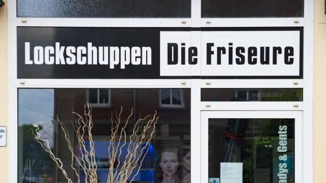 Wirtschaft in München Friseursalons