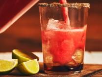 Nur für Das Rezept Wassermelone Cocktail Drink Tingly Melon Hans Gerlach