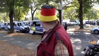 Sachsens Polizei und Pegida