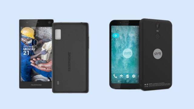 Smartphone Faire Smartphones
