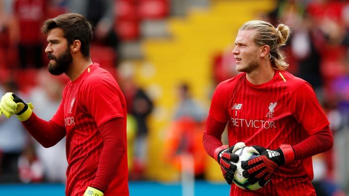 Int Fussball Liverpool Siegt Karius Geht Sport