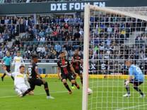 xnjx 25 08 2018 Moenchengladbach 1 Fussball Bundesliga Borussia Moenchengladbach vs Bayer 04 L