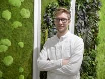 Start-up Stylegreen produziert Bilder aus konservierten Pflanzen