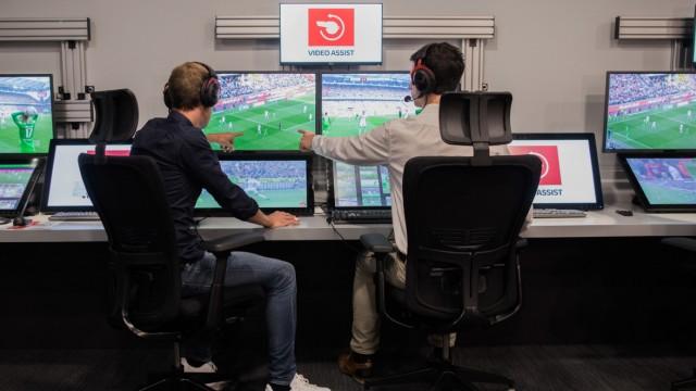 Videobeweis im Fußball