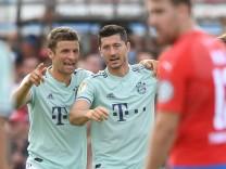 SV Drochtersen/Assel - Bayern München