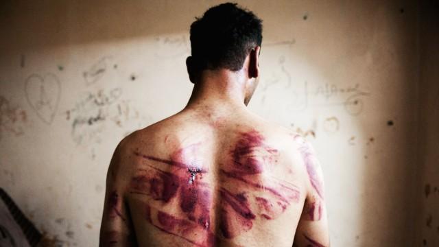 Politik Syrien Kriegsverbrechen